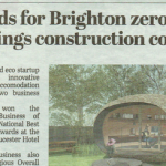 PassivPod, Brighton & Hove Independent, Construction Business of the Year, Best New Business Awards,